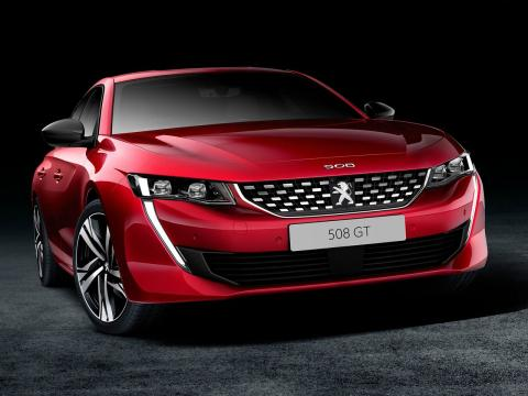 Peugeot-508-2019-Frontal